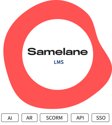 Samelane platform