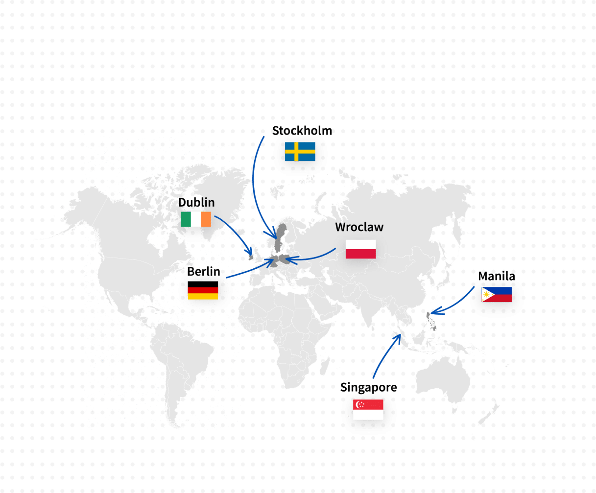 partners map
