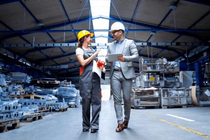 Streamline training in manufacturing